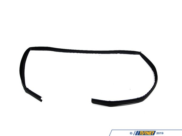 T#9536 - 51321889787 - Genuine BMW Trim Left One-piece Window Guide 51321889787 - Genuine BMW - BMW