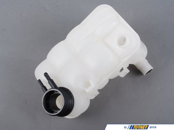 T#7428 - 17111712641 - Coolant Expansion Tank - E30 325e 325i 88-91 - This coolant reservoir is for the E30 325i 1988-1991. We have found that the expansion tanks should be replaced based on age as well as condition.When doing any sort of repair or maintenance there is no replacement for genuine factory parts. Turner Motorsport carries the Genuine BMW brand with pride and has the parts you need to complete your next project with confidence.This item fits the following BMWs:1988-1991  E30 BMW 325e 325es 325i 325ic 325is 325ix - Genuine BMW - BMW
