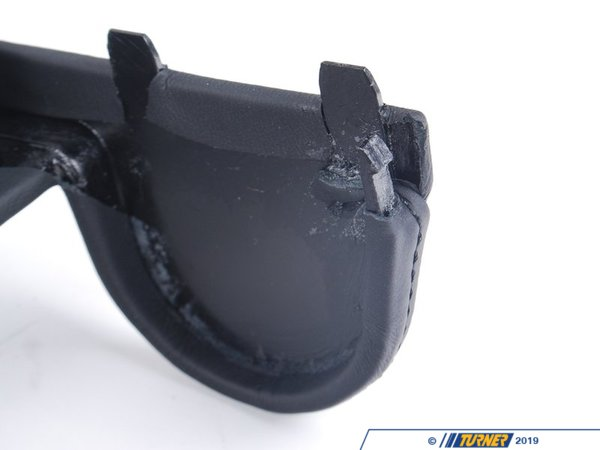T#84737 - 51167902726 - Genuine BMW Console Upper Schwarz - 51167902726 - E46,E46 M3 - Genuine BMW -