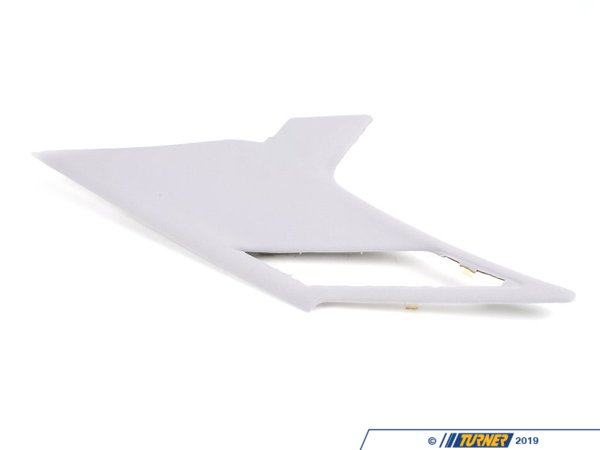 T#104999 - 51438255970 - Genuine BMW Trim Panel Column, Rear Right Hellgrau - 51438255970 - E38 - Genuine BMW -