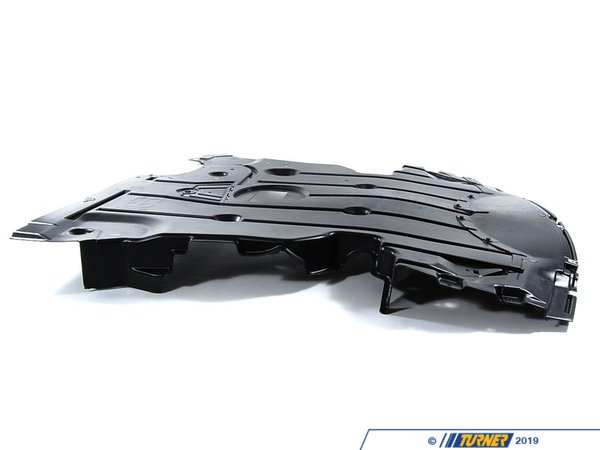 T#119464 - 51758040111 - Genuine BMW Underhood Shield -M- - 51758040111 - E90 - Genuine BMW -