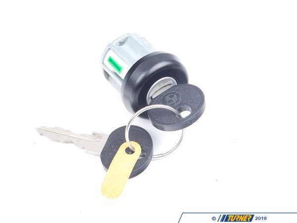 T#7861 - 32321152474 - Genuine BMW Lock Cylinder With Key - 32321152474 - E30,E30 M3 - Genuine BMW -