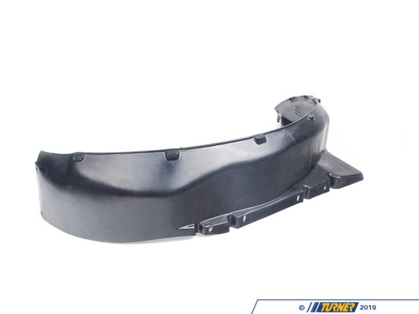 T#10045 - 51711942808 - Wheel Well Plastic Liner - Front Right - E30  - Genuine BMW - BMW