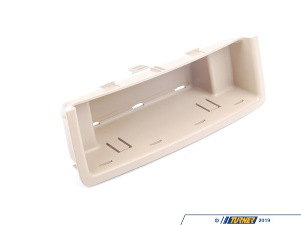 Genuine BMW Genuine BMW Storing Partition, Rear, Bottom Beige - 51167154483 - E90 51167154483