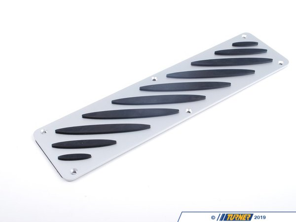 T#24055 - 51470390284 - Genuine BMW Aluminum Footrest - 51470390284 - Genuine BMW -