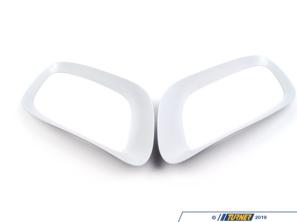 T#77880 - 51122154633 - Genuine BMW Trim Covers, Bumper, Rear Grundiert - 51122154633 - E71 - Genuine BMW -