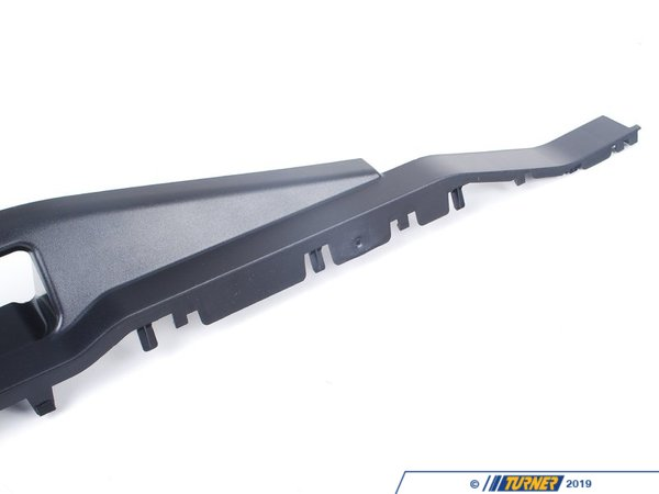 T#115467 - 51497177379 - Genuine BMW Cover, Catch Bracket Schwarz - 51497177379 - E70 X5 - Genuine BMW -