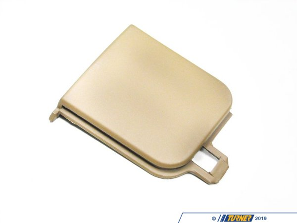 T#104610 - 51438172808 - Genuine BMW Right Cover F Hardtop Mounting Beige - 51438172808 - E36 - Genuine BMW -