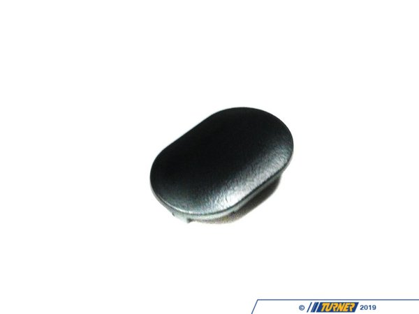 T#25313 - 51168399092 - Genuine BMW Cover Schwarz - 51168399092 - Genuine BMW Cover - Schwarz - Genuine BMW -