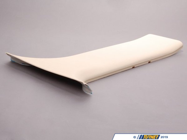 T#104965 - 51438250934 - Genuine BMW Trim Panel, Right Lower Cent - 51438250934 - Pearlbeige - Genuine BMW -