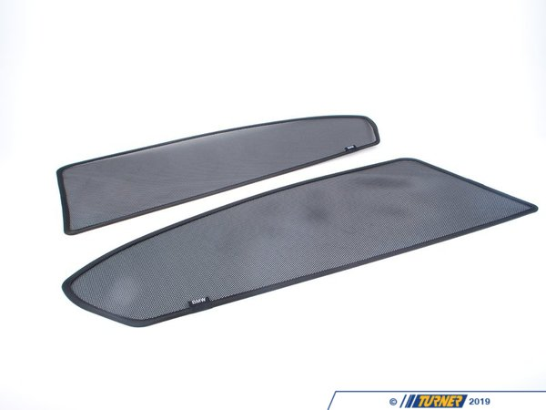 T#109186 - 51462154684 - Genuine BMW Rear Side Windows Sun Blind - 51462154684 - F10 - Genuine BMW -