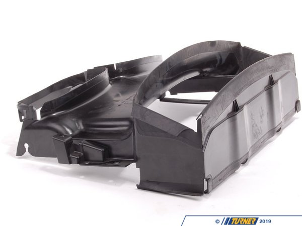 T#117975 - 51717896279 - Genuine BMW Front Air Duct -M- - 51717896279 - E46 - Genuine BMW -