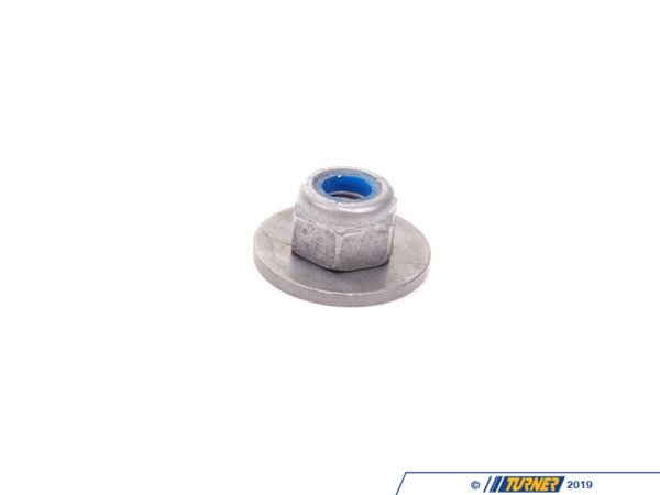 T#25030 - 07129906887 - Genuine BMW Hex Nut - 07129906887 - Genuine BMW -