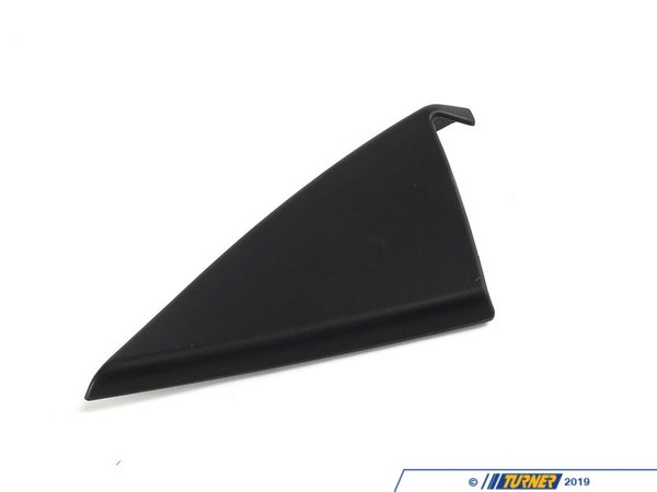 T#16110 - 51328204175 - Genuine BMW Cover, Inner Mirror Triangle, Left - 51328204175 - E46 - Genuine BMW -