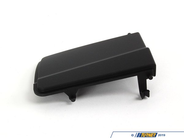 T#9727 - 51437022393 - Genuine BMW Cover Left Schwarz - 51437022393 - E46,E46 M3 - Genuine BMW -