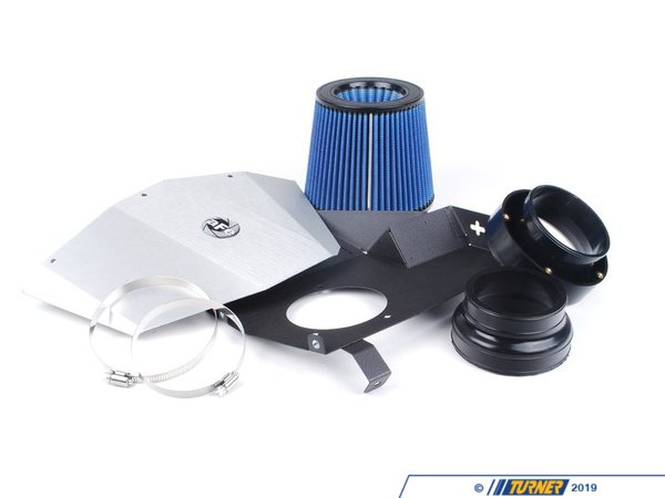"T#2665 - 54-11081 - aFe Magnum FORCE Stage-1 Pro 5R Cold Air Intake System - E60 545i, E63 645ci 04-05 - Maximum Flow Pro5R FilterThis intake kit replaces your restrictive factory air box. It features a 3-angle aluminum velocity stack adapter, 1.6mm powder-coated steel heat shield, trim sealed to seal out hot engine air, and a custom aFe brand cotton filter.This version uses aFe's highest flowing filter media, which uses a lightly oiled gauze to filter out dirt and particulates while allowing more air to flow to the intake. For the best flowing filter, with the best performance gain, we always recommend this standard aFe filter media (often called ""Pro5R "", which has a blue pre-oiled filter media). We also carry this filter in the ""ProDry"" grey filter media, which is oil-free for only slightly less performance and no maintenance.By removing your stock intake air box, you are removing the most restrictive portion of your intake system, increasing both horse power and torque, improving acceleration as well as throttle response.This part fits the following BMWs:2003 - 2010 E60 Sedan 545i 550i2004 - 2010 E63 6 Series Coupe 645Ci 650i - AFE - BMW"