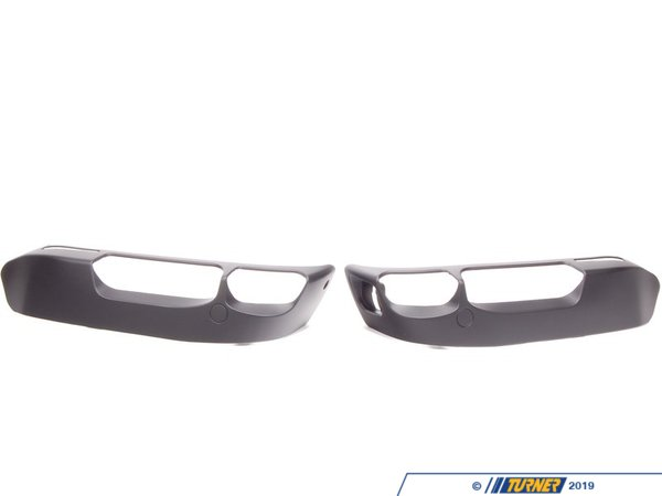 T#16181 - 52107057988 - Genuine BMW Covering Outer Schwarz - 52107057988 - E38,E39 - Genuine BMW -