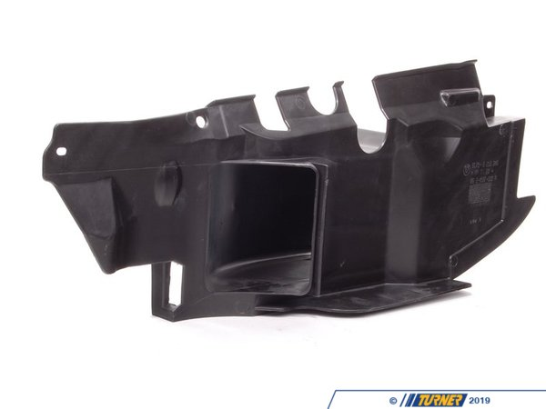 T#25384 - 51718218346 - Genuine BMW Lateral Right Engine Compart - 51718218346 - Genuine BMW -