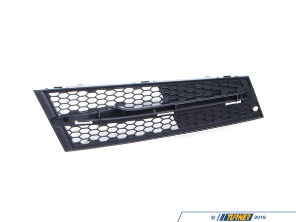 T#76621 - 51117227924 - Genuine BMW Partially Open Grid, Right - 51117227924 - E92,E93 - Genuine BMW -