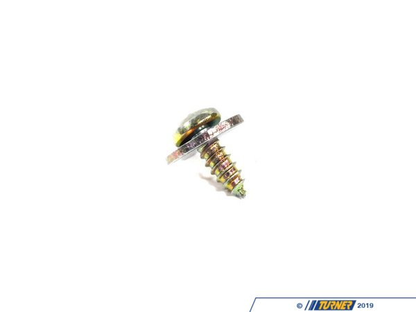 T#28007 - 07119907957 - Genuine BMW Fillister Head Self-tapping - 07119907957 - Genuine BMW -