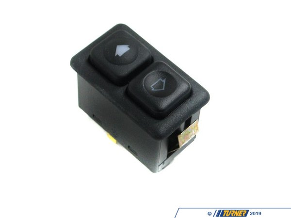 Genuine BMW Power Window Switch - E30 E28 E24 1987+ 61311381205