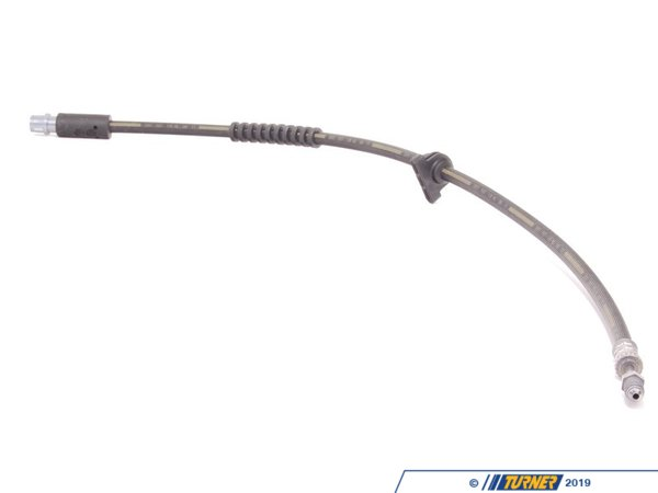 T#62523 - 34306787512 - Genuine BMW Brake Hose Front - 34306787512 - F25,F26 - Genuine BMW -