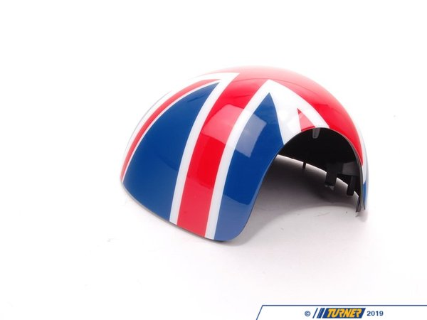 T#81432 - 51160415118 - Genuine MINI Cover, Mirror, Right Union Jack - 51160415118 - Genuine Mini -
