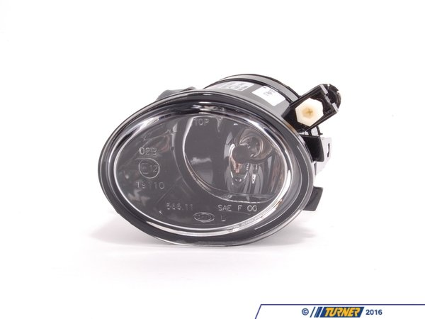 T#1463 - 63177894017 - Fog Light - Left - Clear Lens - E46 M3, 330 ZHP, E39 M5 - ZKW - BMW