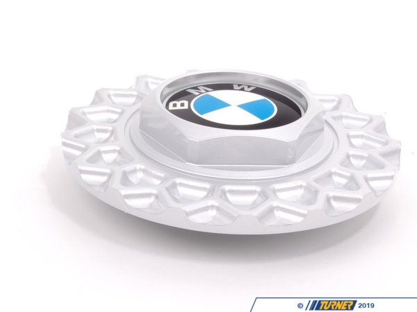 T#8217 - 36131179828 - Genuine BMW Hub Cap - 36131179828 - E34 - Genuine BMW -