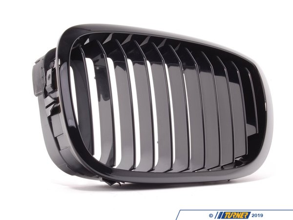 T#5088 - 51132158537 - BMW Performance Black Grill Left - E46ci 2004+ - Genuine BMW -