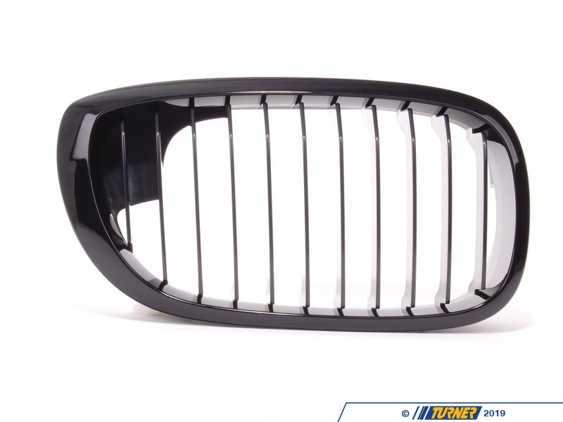 T#5087 - 51132158538 - BMW Performance Black Grill Right- E46ci 2004+ - Genuine BMW -