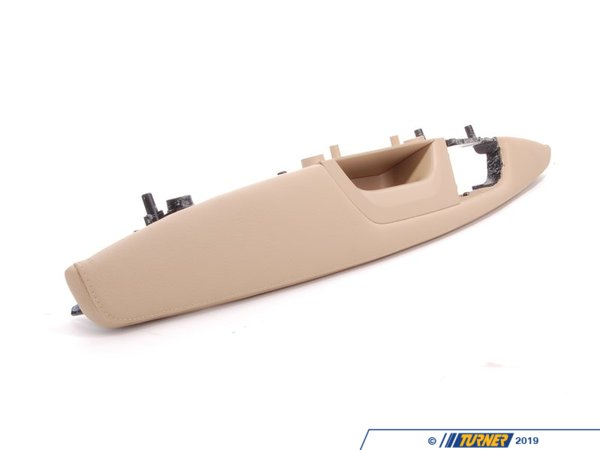 T#98992 - 51419146365 - Genuine BMW Armrest, Front Left Beige - 51419146365 - E90 - Genuine BMW -