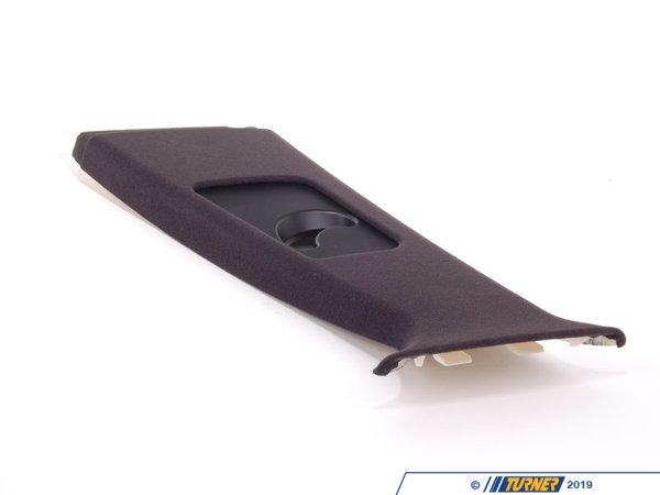 T#102973 - 51437006849 - Genuine BMW Trim Panel,lft Upper Centre - 51437006849 - Anthrazit - Genuine BMW -