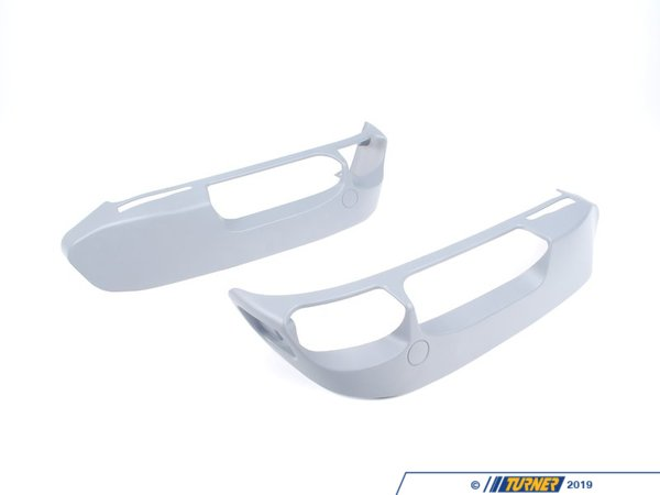 T#123234 - 52107057989 - Genuine BMW Covering Outer Grau - 52107057989 - E38,E39 - Genuine BMW -