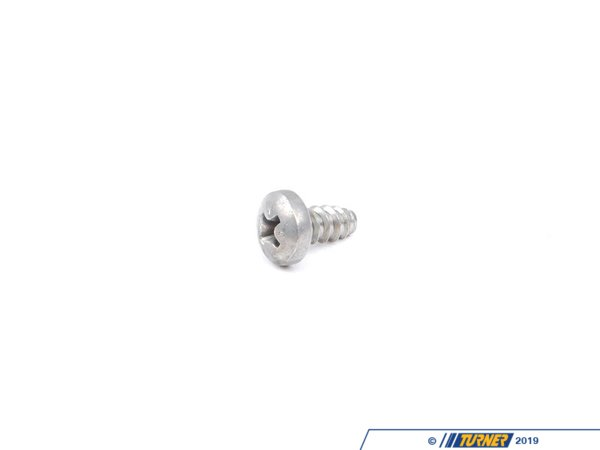T#27252 - 07119901200 - Genuine BMW Sheet Metal Screw - 07119901200 - Genuine BMW -