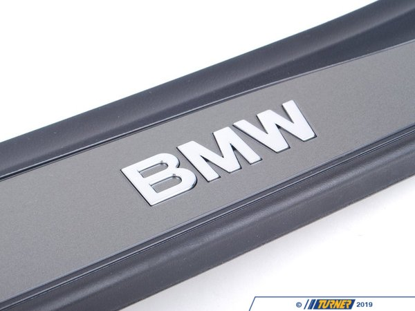 T#111378 - 51477034305 - Genuine BMW Rear Left Entrance Cover Schwarz - 51477034305,E60 M5 - Genuine BMW -