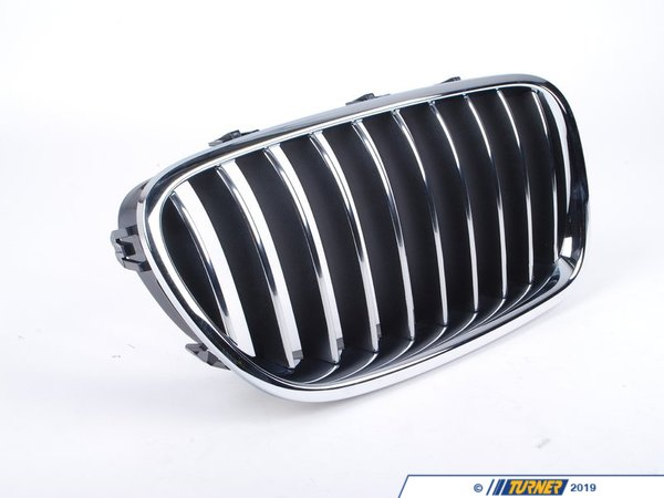 T#80082 - 51137203204 - Genuine BMW Grille, Front, Right - 51137203204 - F10 - Genuine BMW -