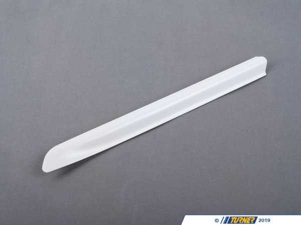 T#23548 - 51137001042 - Genuine BMW Molding, Fender, Primed Front Right - 51137001042 - E46 - Genuine BMW -