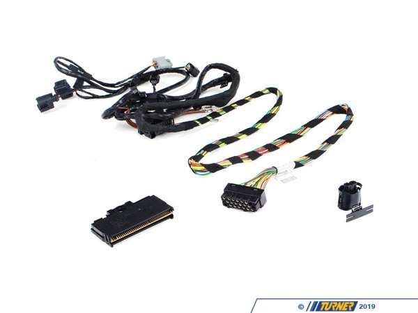 T#139330 - 61129206221 - Genuine BMW Rep. Wiring Harness, Front S - 61129206221 - Genuine BMW -