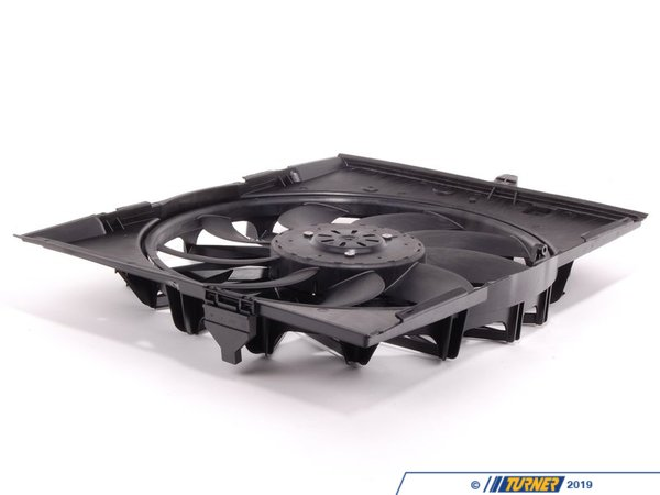 T#18831 - 17427543282 - Genuine BMW Fan Housing With Fan 600W - 17427543282 - E63,E65 - Genuine BMW -