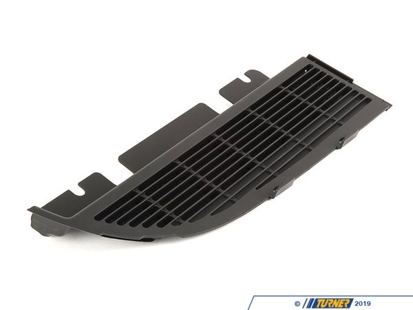 T#118282 - 51718173213 - Genuine BMW Air Outlet Grille, Left Schwarz - 51718173213 - E36 - Genuine BMW -