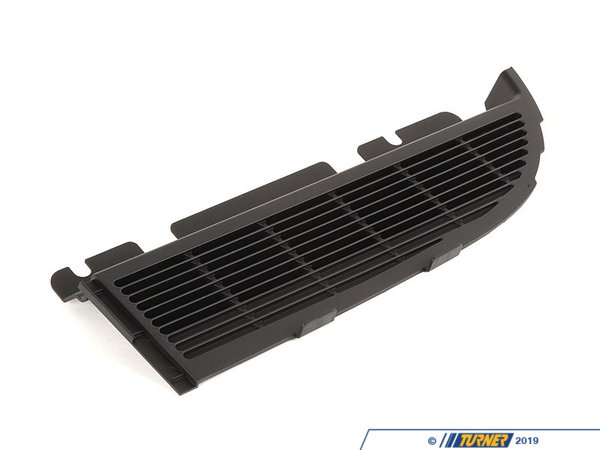 T#118283 - 51718173214 - Genuine BMW Air Outlet Grille, Right Schwarz - 51718173214 - E36 - Genuine BMW -