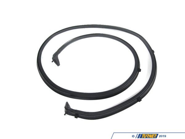 T#10128 - 51718132674 - Genuine BMW Hood Compartment Gasket - 51718132674 - E36 - Genuine BMW -