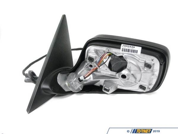 T#23723 - 51167003449 - Genuine BMW Outside Mirror Heated With M - 51167003449 - Genuine BMW -