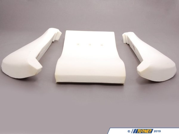 T#121636 - 52101923907 - Genuine BMW Pad Seat Backrest Front - 52101923907 - E30,E30 M3 - Genuine BMW -