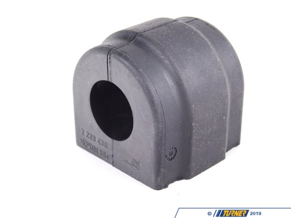 T#15522 - 31352229436 - Genuine BMW Front Axle Stabilizer Rubber Mounting 31352229436 - Genuine BMW -