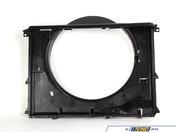 T#7391 - 17101438457 - Radiator Fan Shroud - E39 525i, 528i, 530i - Genuine BMW - BMW