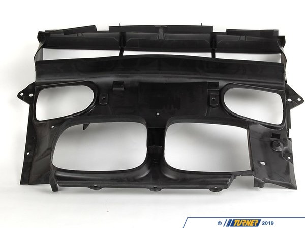 T#25378 - 51718159959 - Genuine BMW Front Air Duct - 51718159959 - E39 - Genuine BMW Front Air Duct - This item fits the following BMW Chassis:E39 - Genuine BMW -