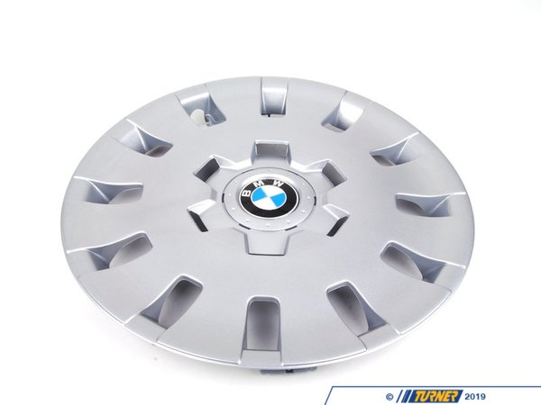 "T#67440 - 36136768642 - Genuine BMW Wheel Cover 16"" - 36136768642 - E46 - Genuine BMW -"