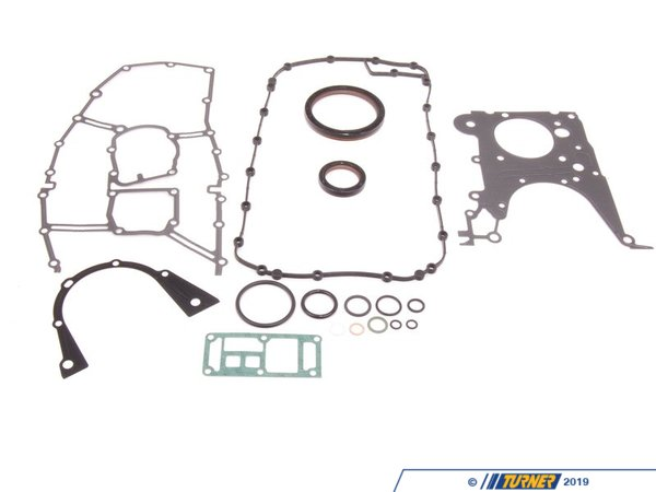 T#30693 - 11111712981 - Genuine BMW Gasket Set Engine Block Asbe - 11111712981 - Genuine BMW -